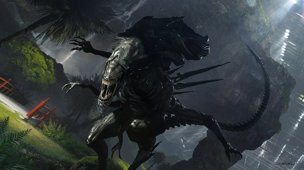 Movie Morsels: Ridley Scott's PROMETHEUS 2 May Delay Production of ALIEN 5