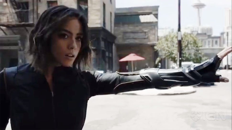 AGENTS OF S.H.I.E.L.D. Season 3 Opening Scene Reintroduces Inhuman Threat