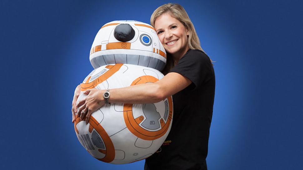 Life-Size Plush BB-8 Droid is Here