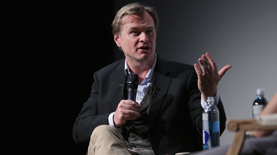 Warner Bros. Sets a Date for Christopher Nolan's Next Film