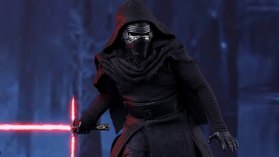 Movie Morsels: Hear STAR WARS: THE FORCE AWAKENS' Kylo Ren and Finn Speak for the First Time