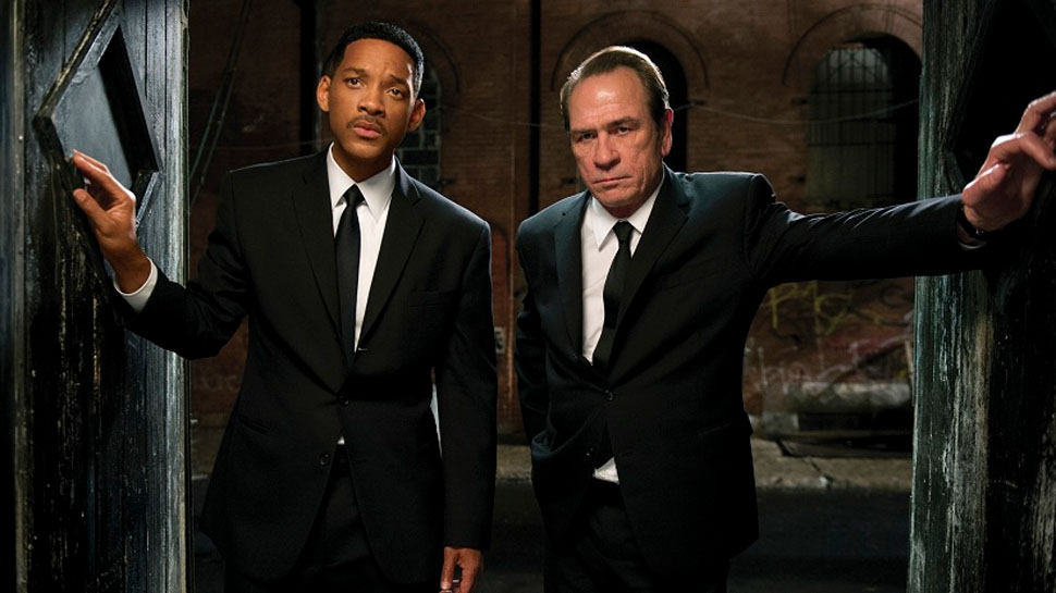 New MEN IN BLACK Trilogy in Development Without Will Smith