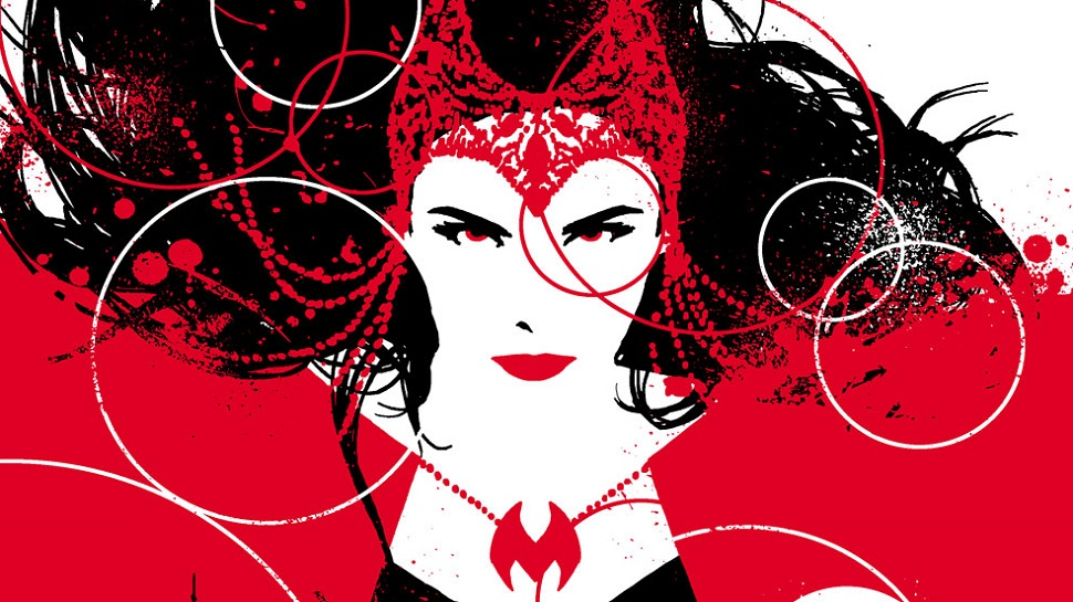 Comics Relief: After 50 Years, SCARLET WITCH to Receive Her First Ongoing Series
