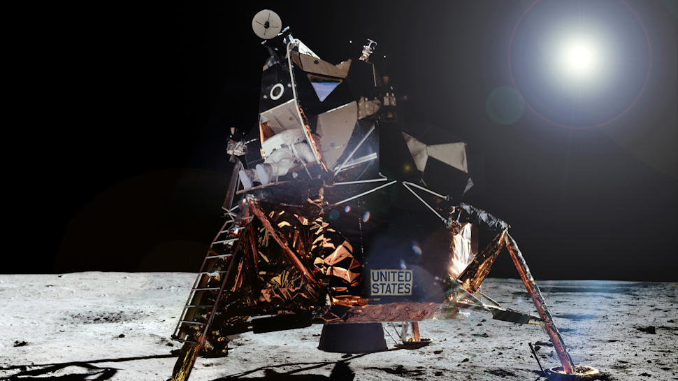 Slideshow of the Apollo Missions Set to Music is Out of This World