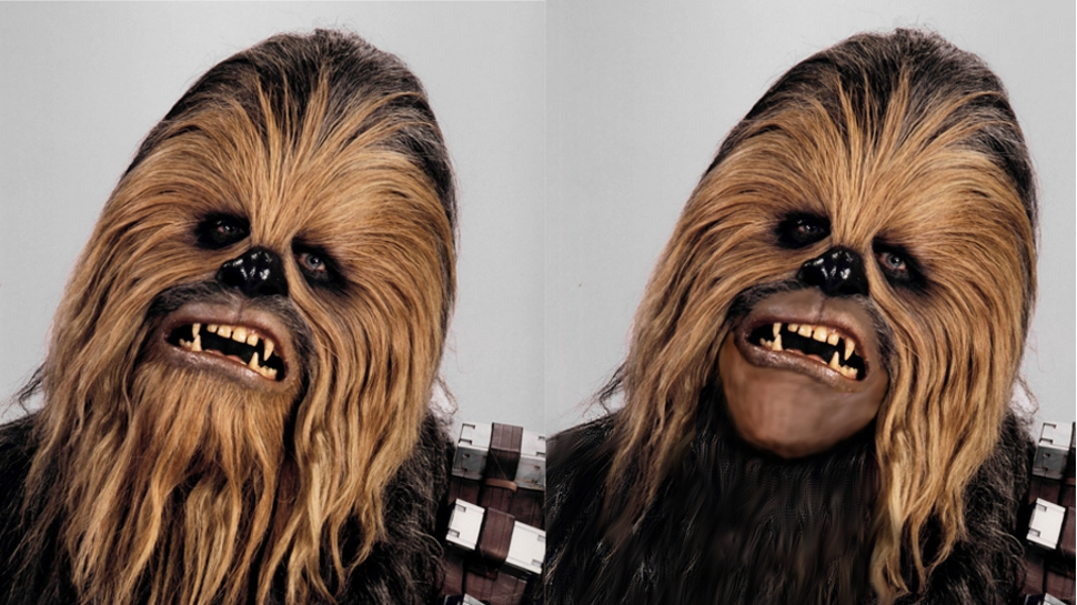Star Wars Characters Without Facial Hair
