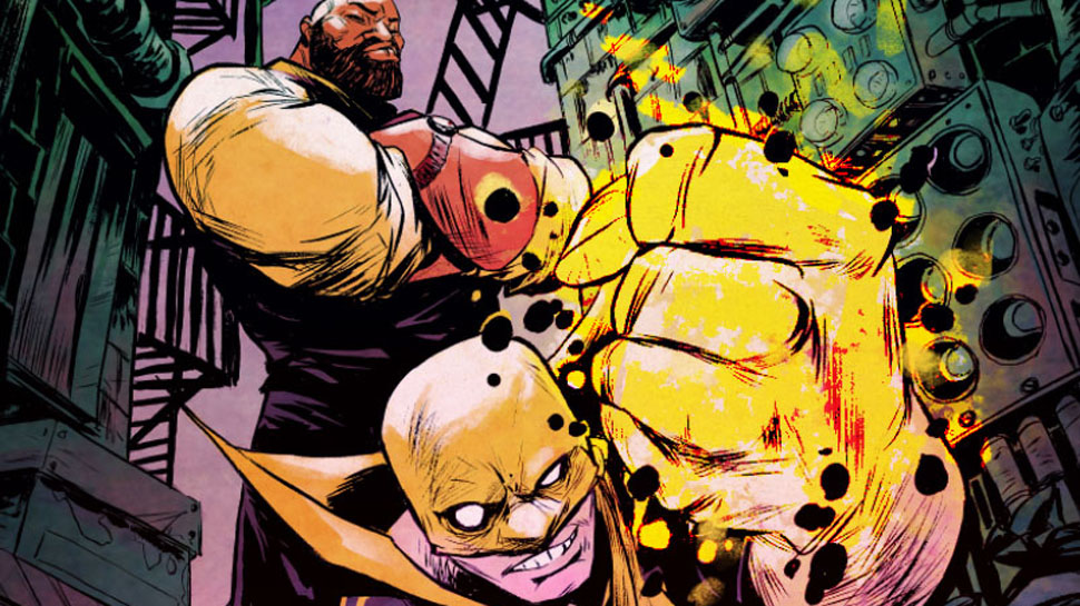 Marvel Relaunches POWER MAN AND IRON FIST in 2016