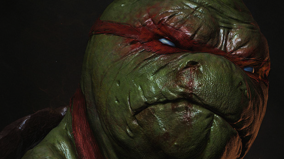 Hyper Realistic Superhero Portraits Are Amazing and Terrifying