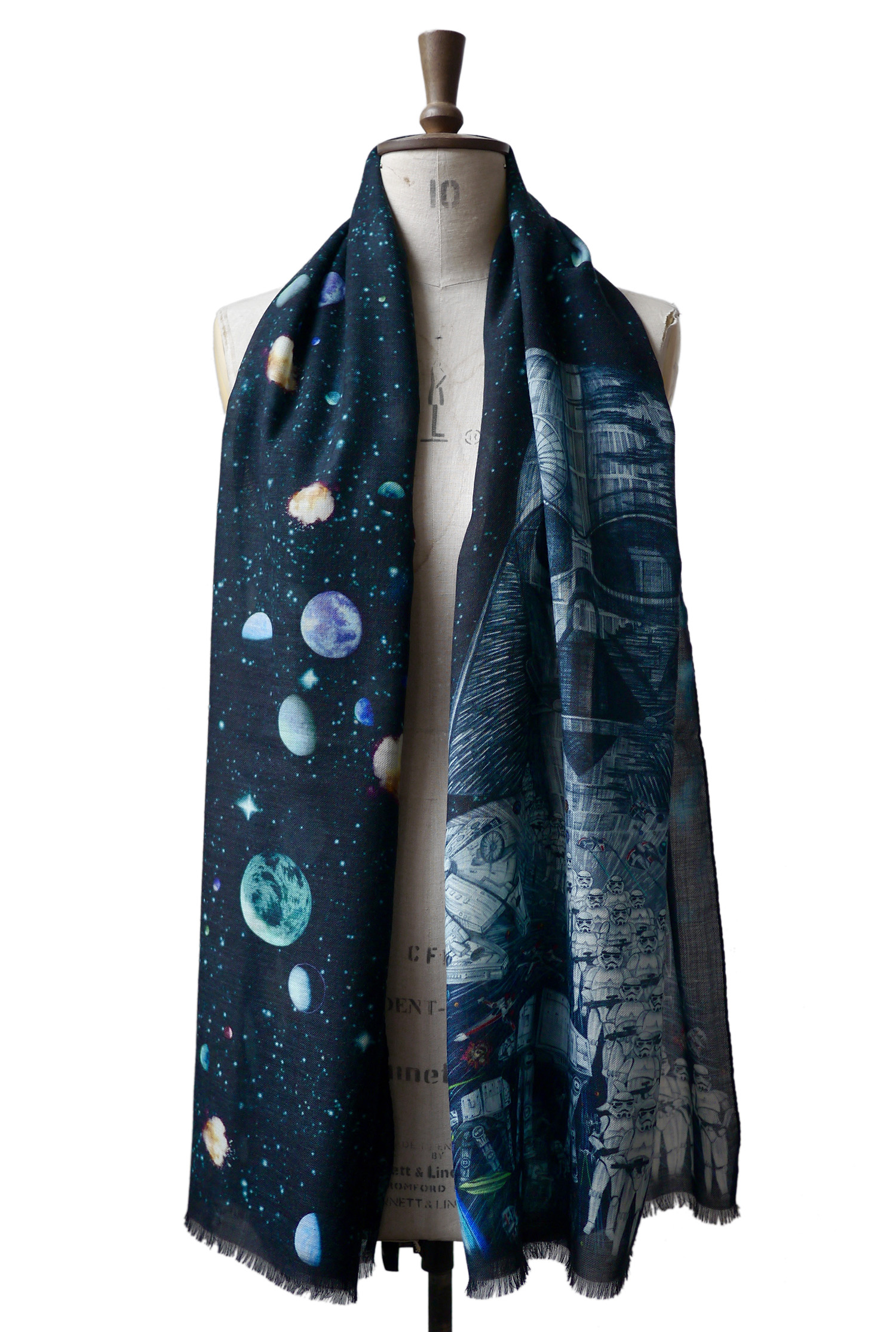 wars luxury scarves let you bundle up with the