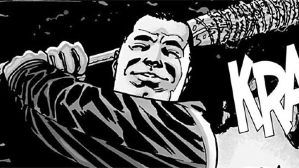 THE WALKING DEAD Swings for the Fences in Negan Teaser Photo