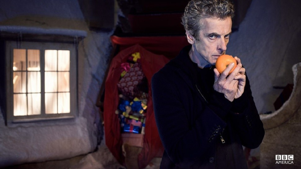 DOCTOR WHO Christmas Special is Headed to the Movies