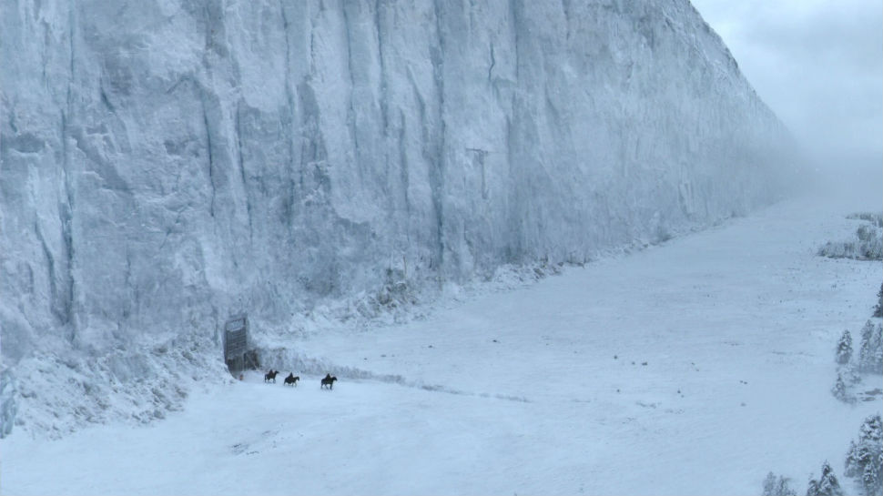 George R.R. Martin Reveals Inspiration for The Wall in GAME OF THRONES