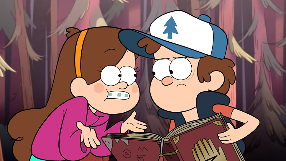 TV-Cap: GRAVITY FALLS Ending, Colton Haynes Returning to ARROW, and More