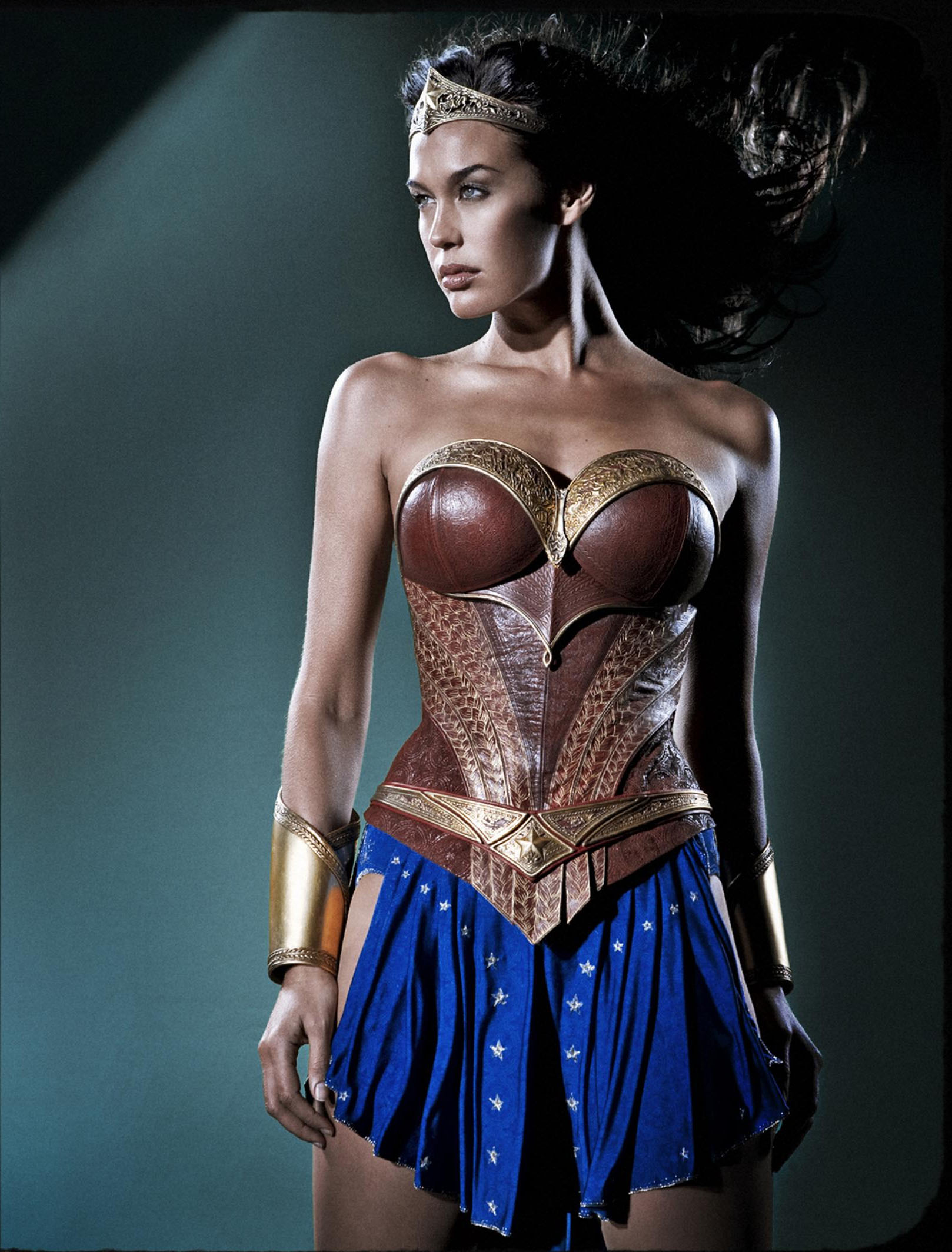 Megan Gale Wonder Woman 2