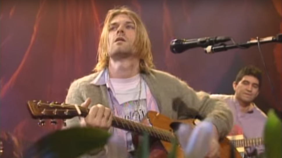 Kurt Cobain's Green Cardigan from MTV UNPLUGGED is Up for Auction