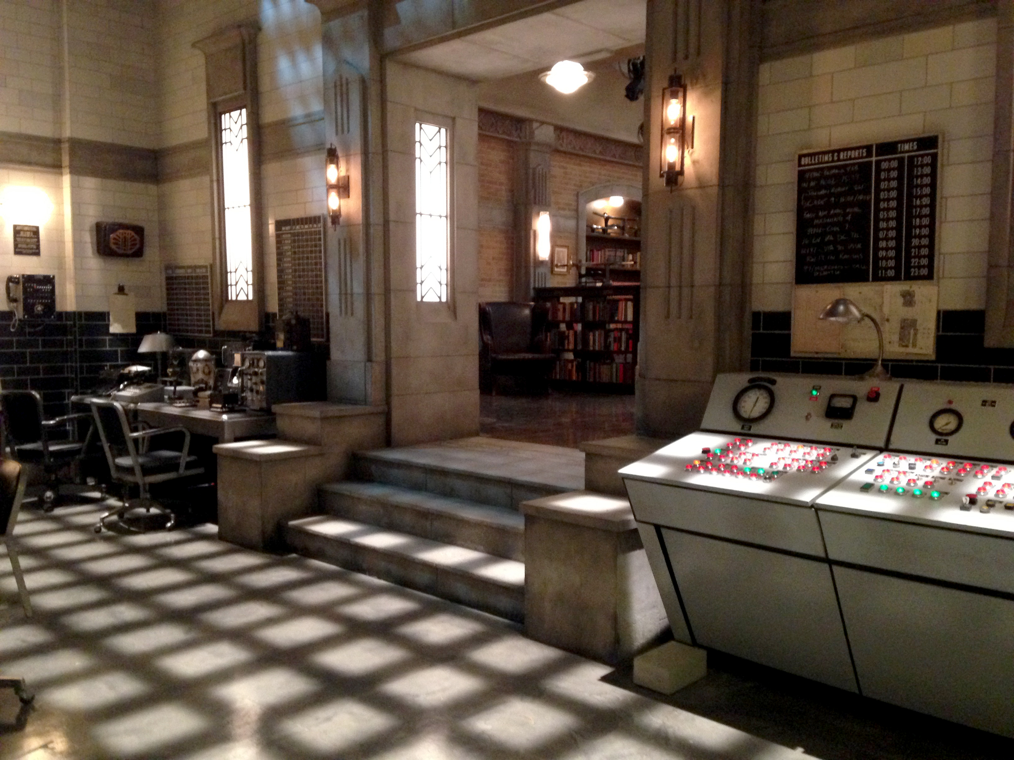 Go Behind The Scenes And See SUPERNATURALS Sets And Props