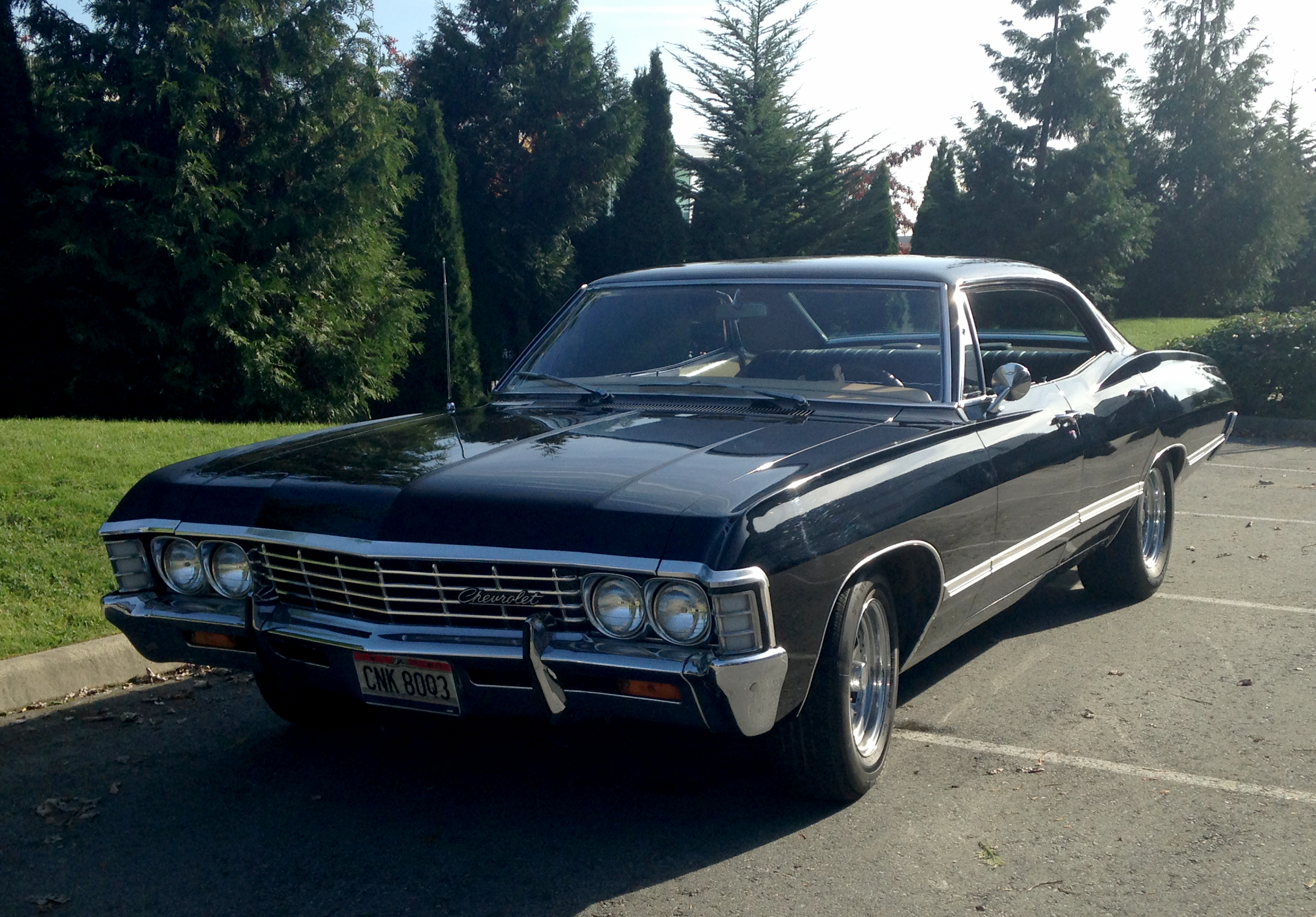 Cars Used In Supernatural Season