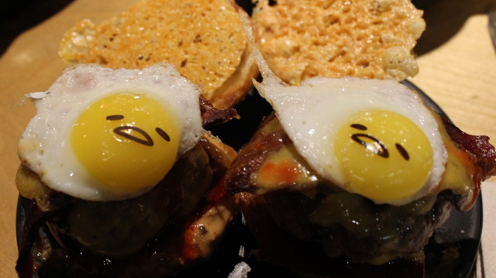 We Ate a Gudetama Themed-Meal Just to Tell You About It