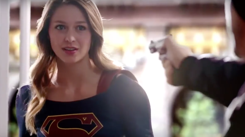 SUPERGIRL Recap: 'Human For A Day'