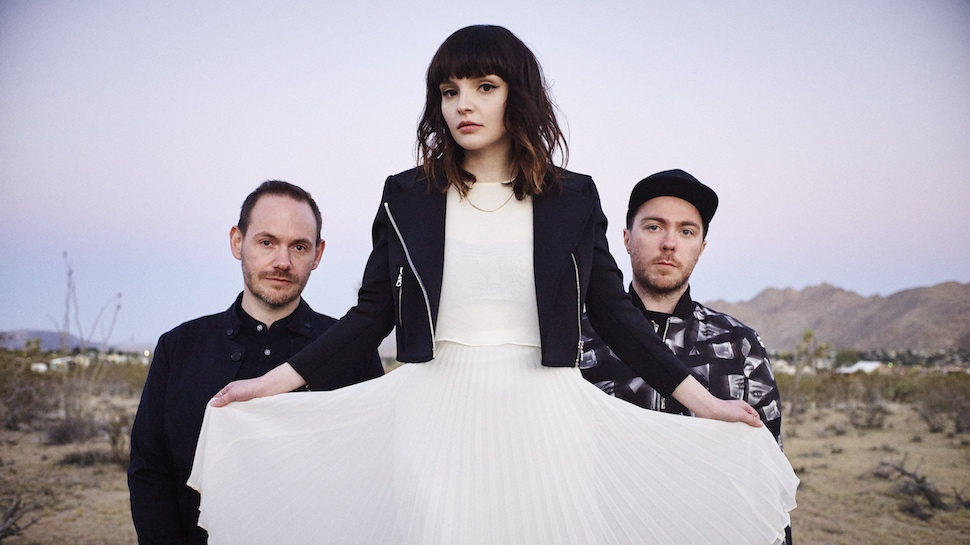 CHVRCHES Turned a 14-Year-Old Boy's Love Letter into a Song