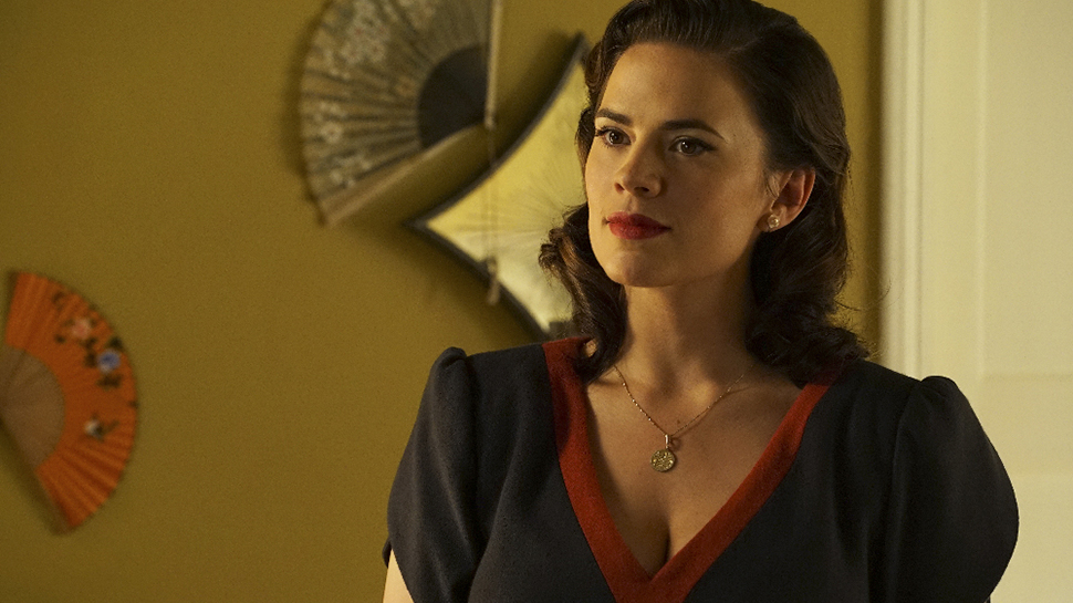 AGENT CARTER Recap: Whitney Frost Starts to Crack