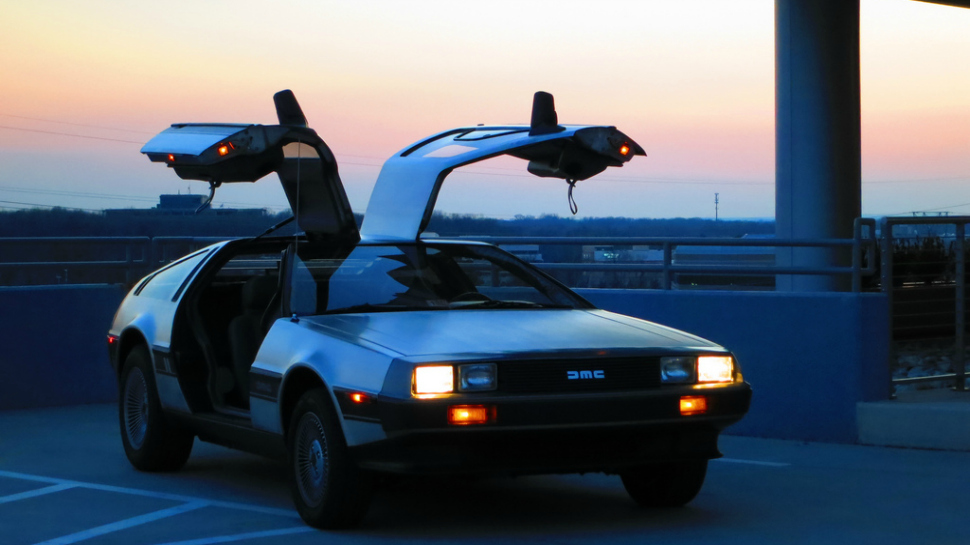 Hey Doc! The DeLorean is Going Back into Production