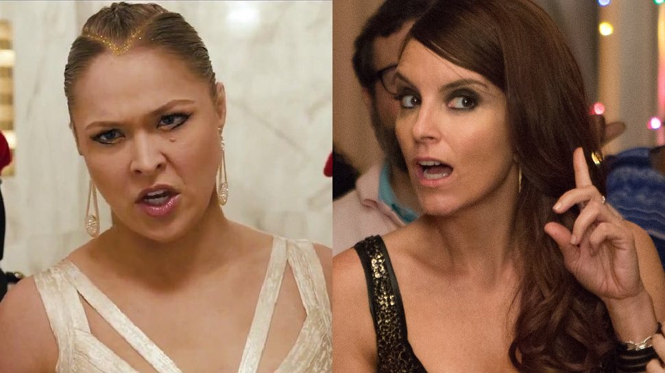 Tina Fey and Ronda Rousey Tag-Team New Comedy DO NOTHING BITCHES