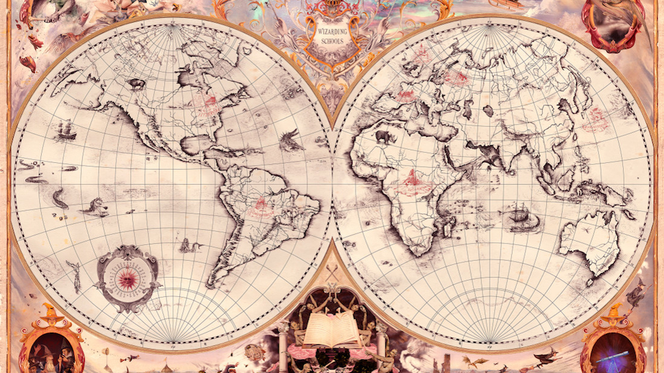 J.K. Rowling Announces New Wizarding Schools from Around the Globe