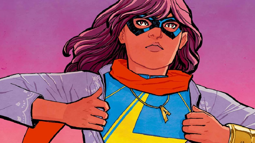 Comics Relief: MS. MARVEL Shines on Late Night TV