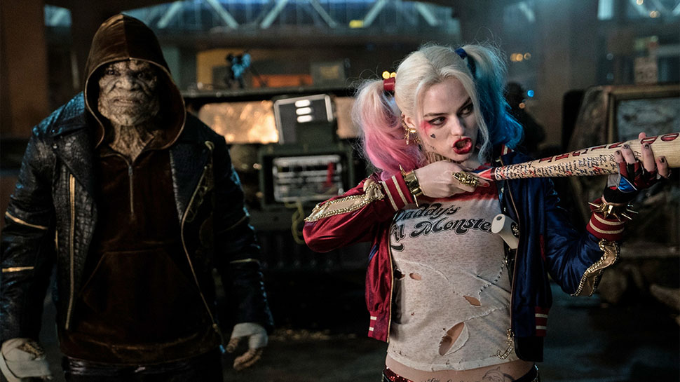 The SUICIDE SQUAD Is Cornered In New Cast Photo