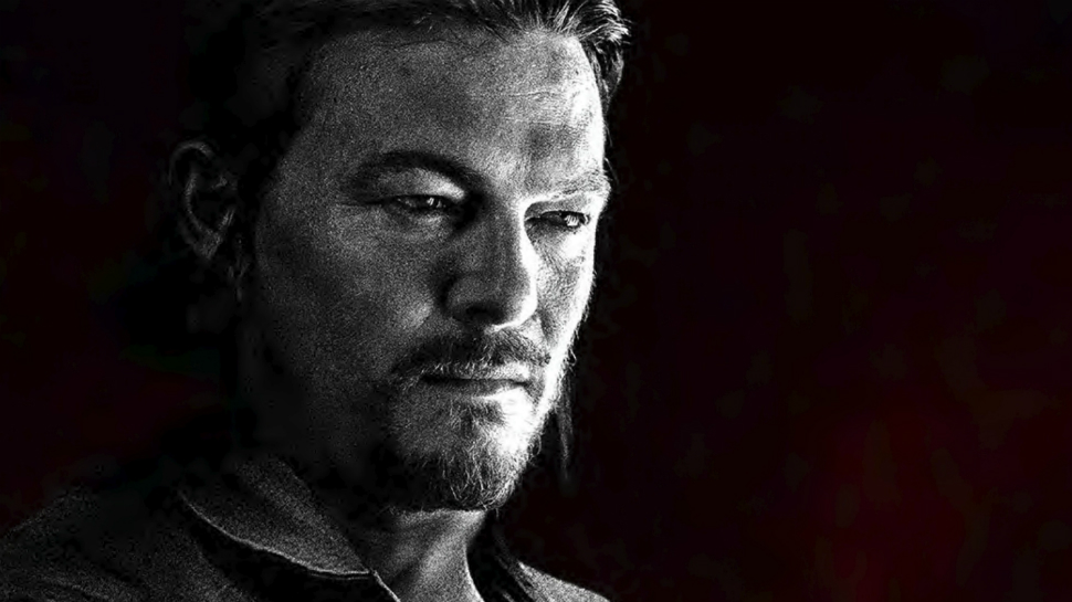 Norman Reedus Is as Badass as Ever in Exclusive TRIPLE 9 Character Poster