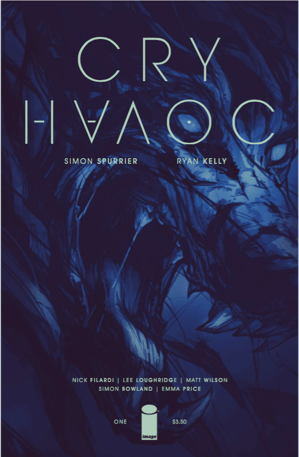 Cry Havoc #1 from Image Comics