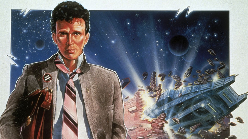 Schlock & Awe: THE ADVENTURES OF BUCKAROO BANZAI ACROSS THE 8TH DIMENSION