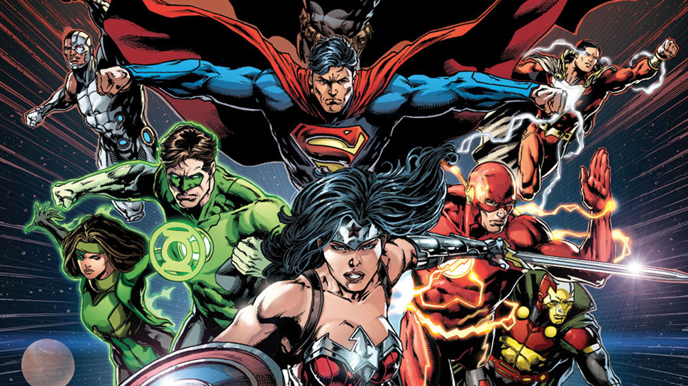 DC Comics Reveals 'Rebirth' Plans, Relaunch Coming This Summer