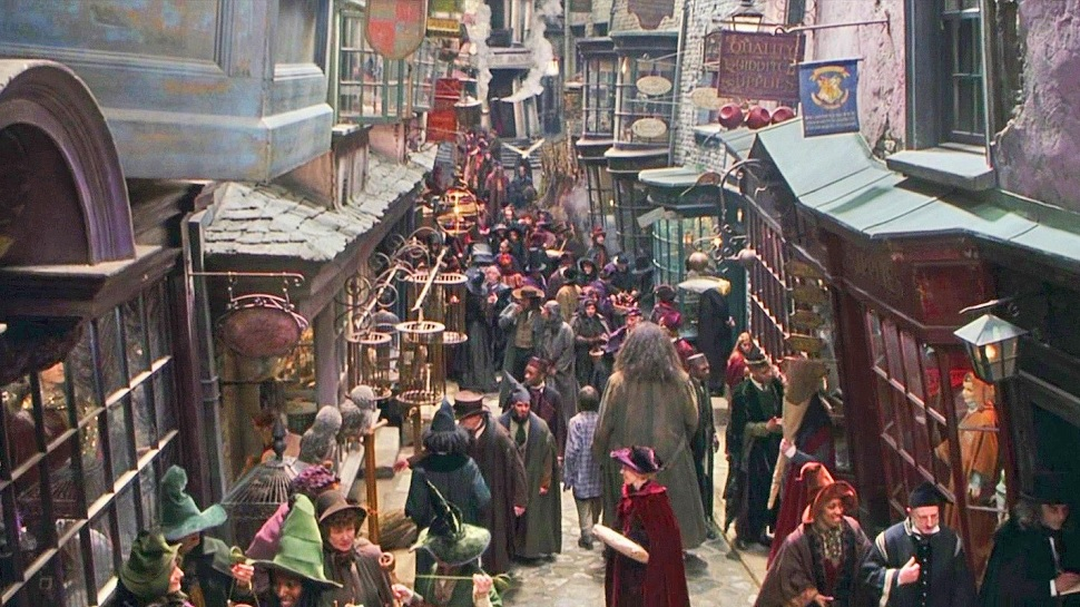 First Look at The Wizarding World of Harry Potter at Universal Hollywood