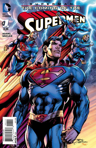 Superman cover 2