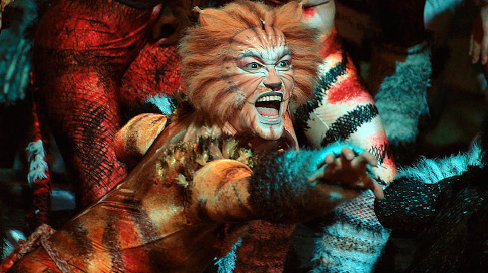 Tom Hooper is Bringing the CATS Musical to the Big Screen