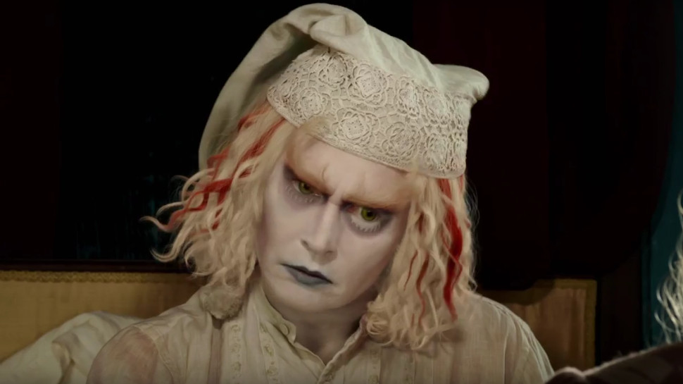 Movie Morsels: Time's Up for Johnny Depp in Latest ALICE THROUGH THE LOOKING GLASS Footage