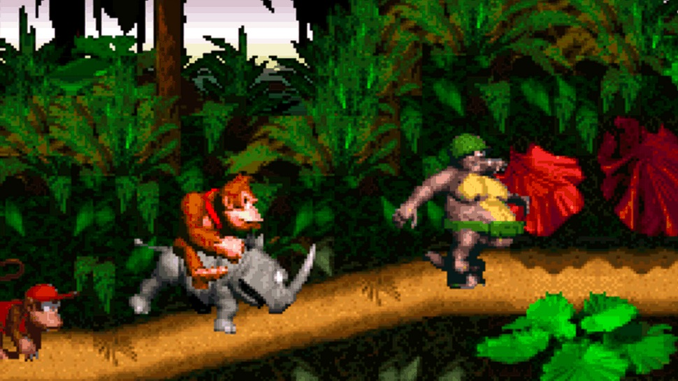 Gaming Daily: DONKEY KONG COUNTRY & More SNES Classics Hit the 3DS eShop