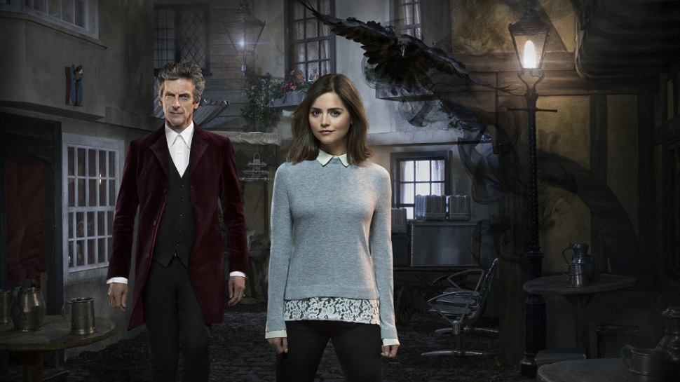 Peter Capaldi Confirms New DOCTOR WHO Companion Cast