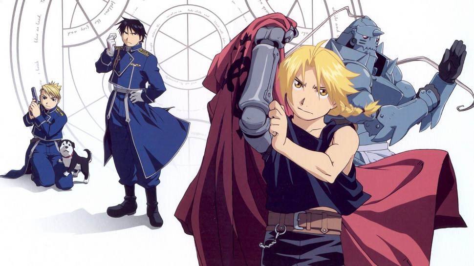 Live Action FULLMETAL ALCHEMIST Movie Shooting This Year