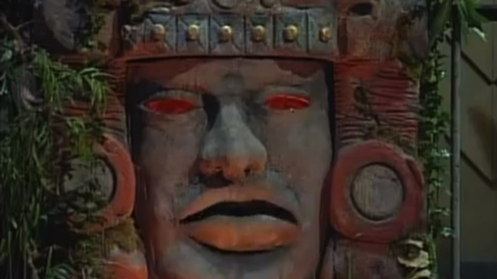 Original Voice of Olmec Returning for LEGENDS OF THE HIDDEN TEMPLE Movie