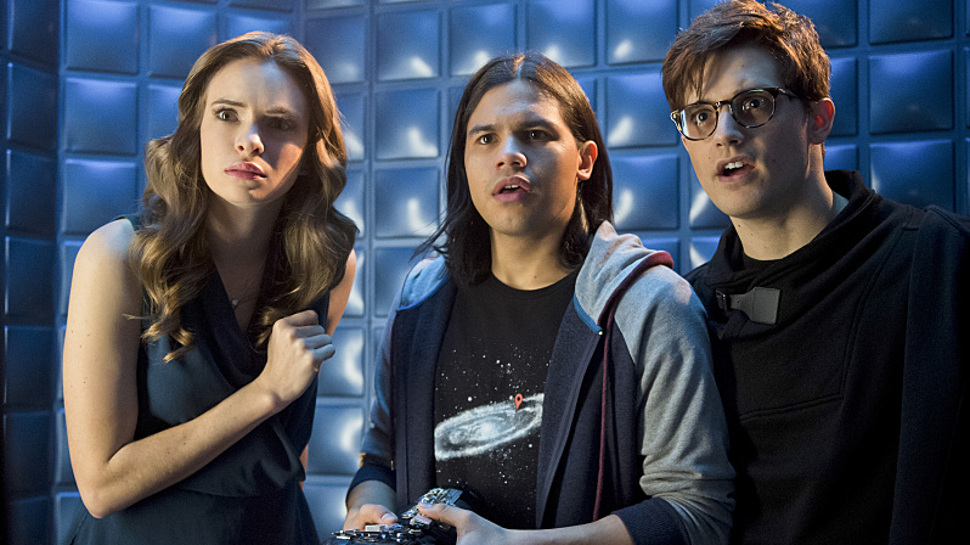 """THE FLASH Review: """"Flash Back"""""""
