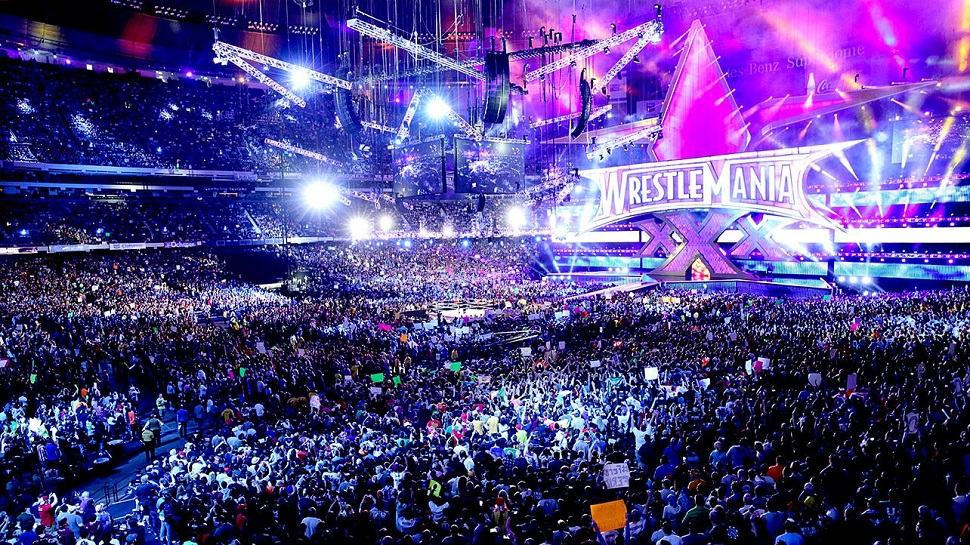 WRESTLEMANIA by the Numbers: A Look at the Super Bowl of Wrestling