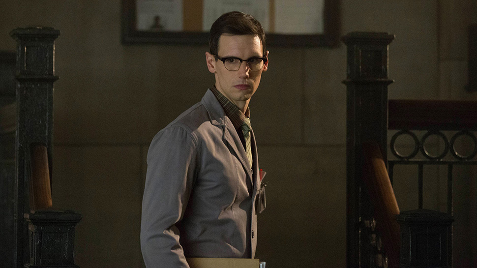 GOTHAM Recap: The Riddler Gets His Revenge In 'Mad Grey Dawn'