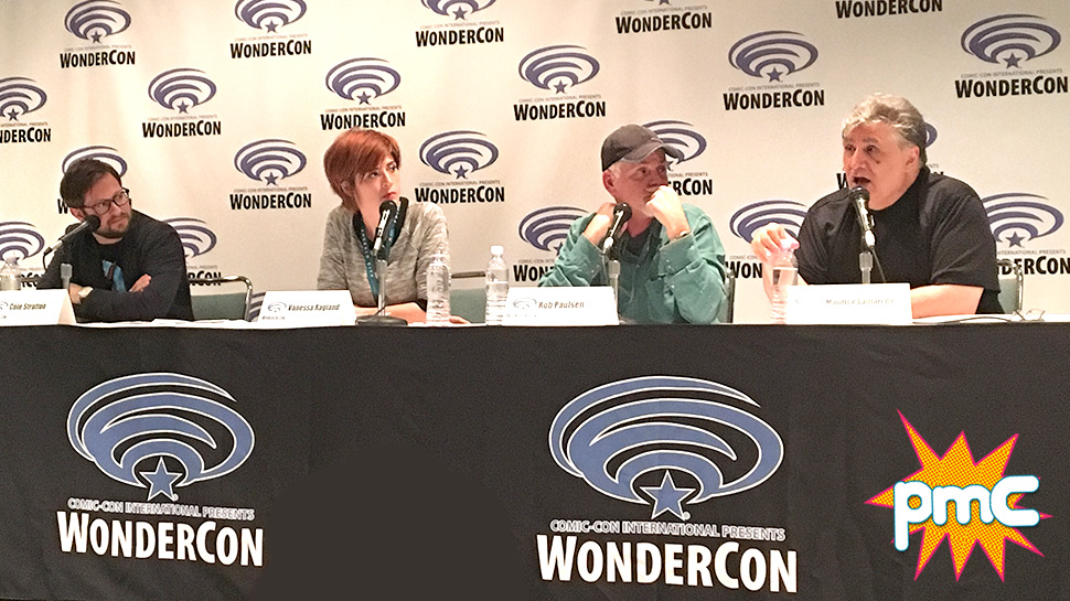 Pop My Culture #202: Maurice LaMarche and Rob Paulsen (Live from Wondercon)