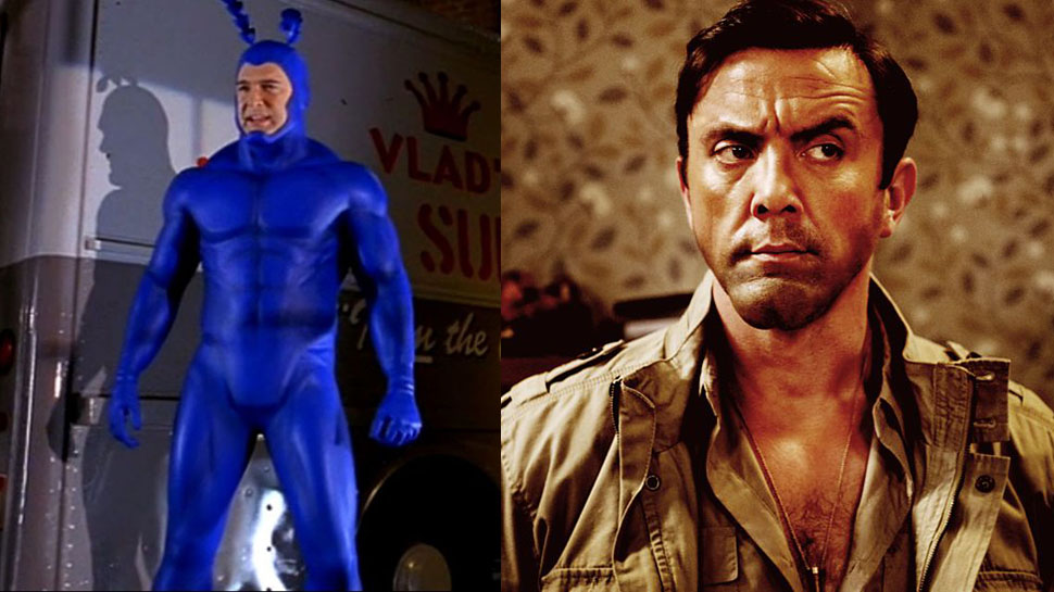 It's Official! Peter Serafinowicz is Your New THE TICK for Amazon
