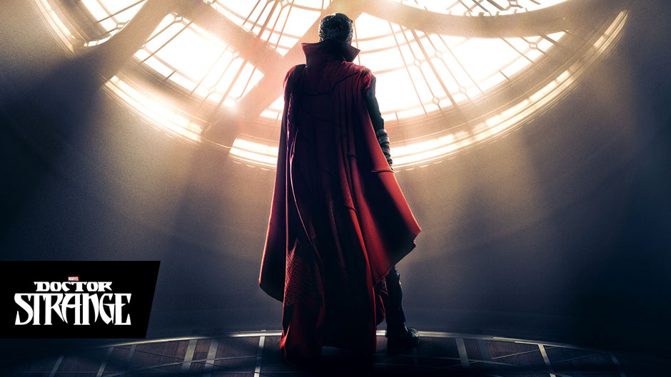 First DOCTOR STRANGE Poster Shows a Pensive Cumberbatch