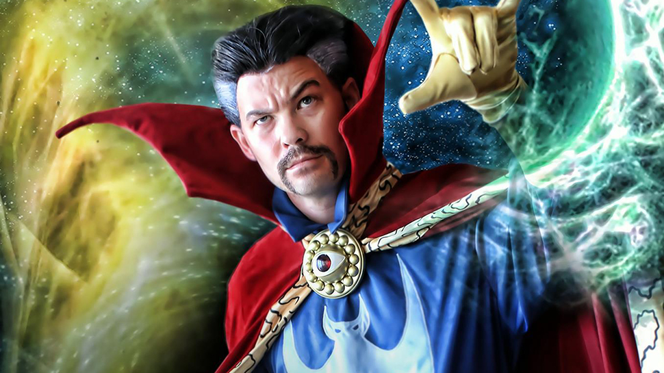 Cosplay Friday #161 – Doctor Strange, Poe Dameron, and More