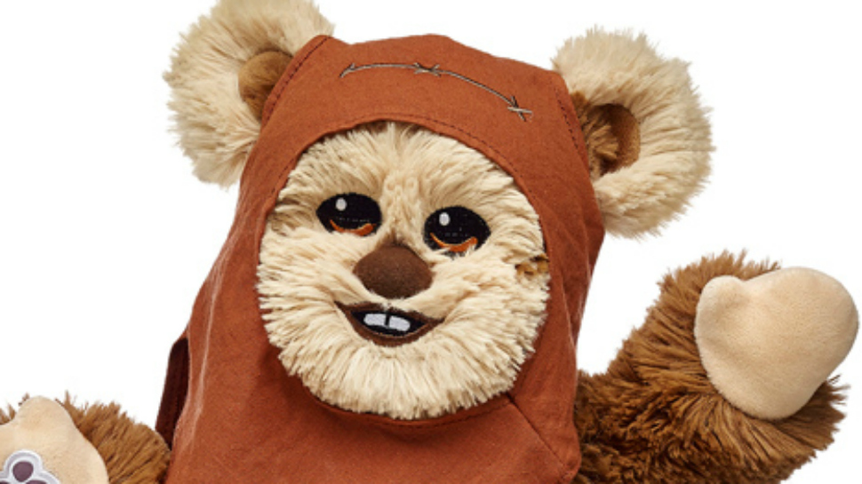 Ewoks Based on Wicket Are Now at Build-A-Bear!