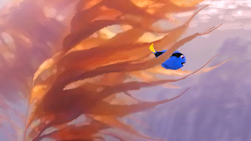 FINDING DORY Director and Producer Discuss Turning Dory into a Main Character